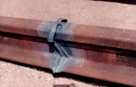Indian railways on fast track with welding | Weldfab Tech Times